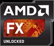 AMD's FX chip logo