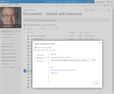 """Microsoft now lets SharePoint Online users share documents with """"guest links"""""""