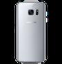 Samsung Galaxy S7 - silver, back