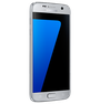 Samsung Galaxy S7 - silver, left hand side
