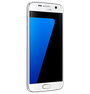 Samsung Galaxy S7 - white, left hand side