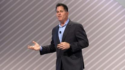 """""""There are certainly some cost synergies, we're not going to tell you there aren't, but there are other companies in the industry that are much better at reducing headcount."""" - Michael Dell"""