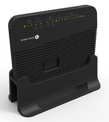 Alcatel-Lucent 7368 ISAM residential gateway works with both VDSL2 and g.Fast.