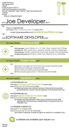 Open-source project contributions can make a job candidate stand out compared to other applicants.