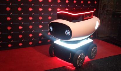 Domino's Robotic Unit (DRU)