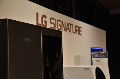 LG Signature Sydney Launch