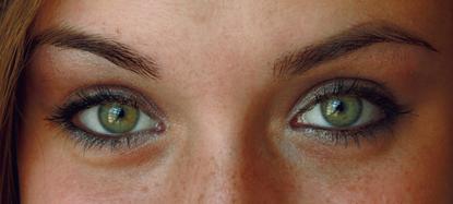 Green eyes required. Photo by Danielle Elder (Flickr).