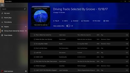 Why Microsoft's Groove Music app is the forgotten MP3 player