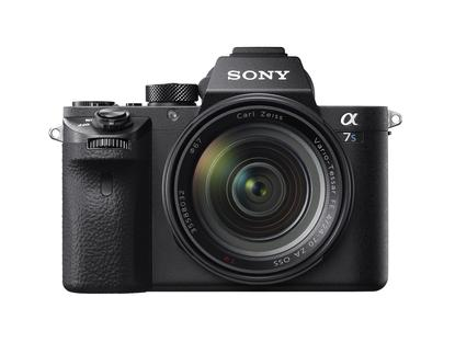 Sony's incoming α7S II full-frame mirrorless camera has a silent mode for discreet shooting.