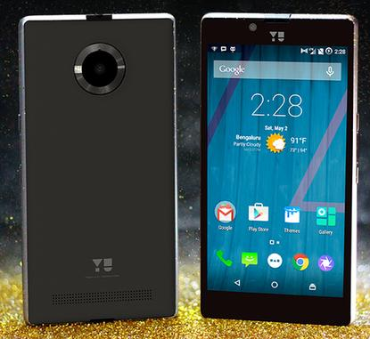 Micromax's Yu Yuphoria has LTE and an HD screen, but still costs just $110 without a contract.