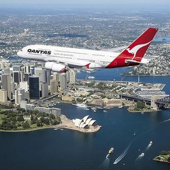 Qantas' A380