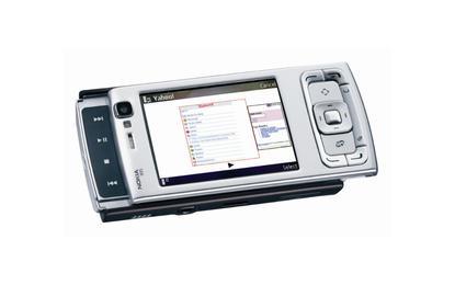 Nokia's original N95.