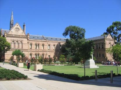 University of Adelaide students can now access their emails with a Gmail interface.