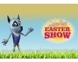 Bluey, the 2009 Royal Easter Show mascot has a Wordpress blog