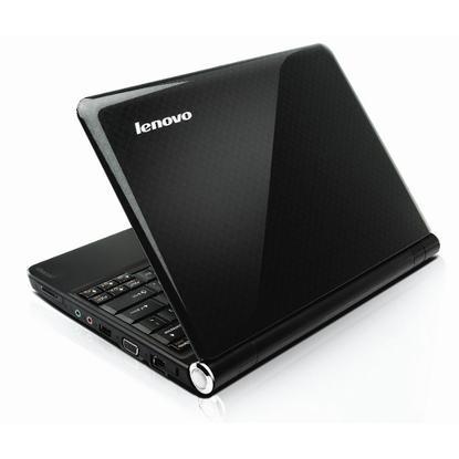 The Lenovo IdeaPad S12 netbook