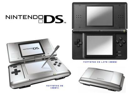 The Nintendo DS. Its successor, provisionally called the 3DS, will be launched in Japan before the end of March 2011