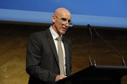 NBN Co cheif, Mike Quigley