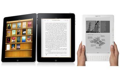 Apple's iPad vs Amazon's Kindle DX