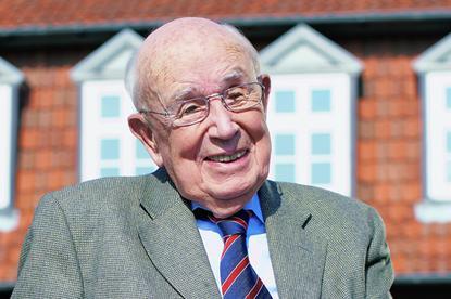Professor Fritz Sennheiser, 1912-2010 (image credit: Sennheiser.com)