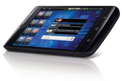 Dell's Android-based Streak tablet