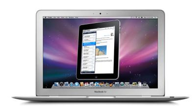 MacBook Air vs. iPad