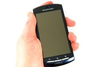 Sony Ericsson's XPERIA Neo Android phone (Credit: TechRadar UK)