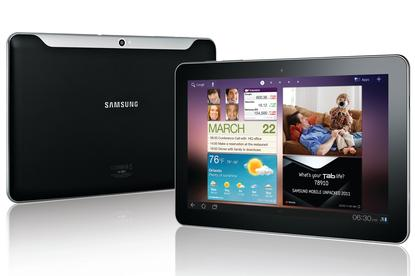 Samsung's Galaxy Tab 10.1 Android tablet: unofficially available in Australia