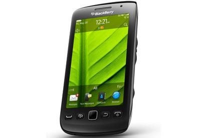 The BlackBerry Torch 9860.