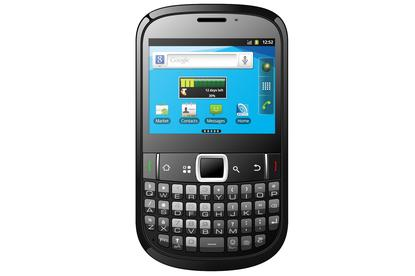 Telstra's Qwerty-Touch combines a capacitive touchscreen with a full sized QWERTY keyboard for just $129
