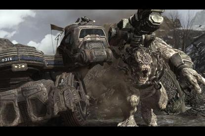 Gears of War 2.