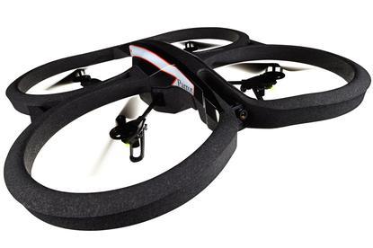 Parrot's new AR.Drone 2.0 quadricopter