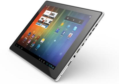 The Bauhn AMID-972XS Android tablet, on sale through Aldi supermarket stores from Saturday 8 September.