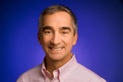 Google CFO Patrick Pichette