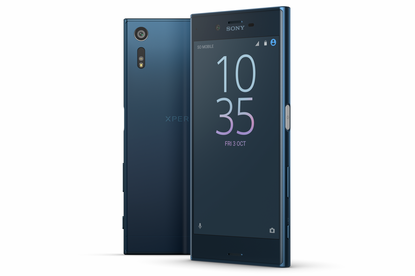 sony's xperia xz banks on a 23mp camera as the standout