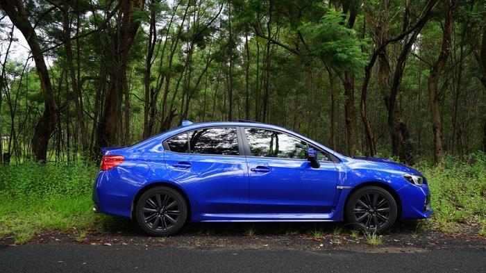 Subaru Australia WRX Premium CVT Review: As refined as it is fun to