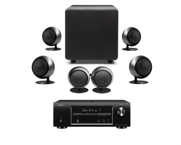 Orb Audio Complete Home Theater System review A pintsized