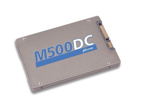 Micron's M500DC SATA SSD