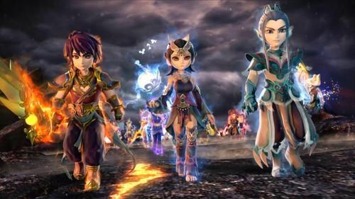 Netease's game Fantasy Westward Journey 2.