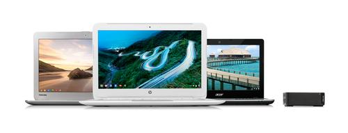 New Chromebooks running on Intel's Haswell processor