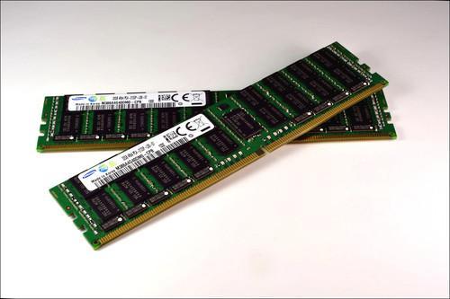Samsung 20nm-class, 4Gb-based, 32GB DDR4 module