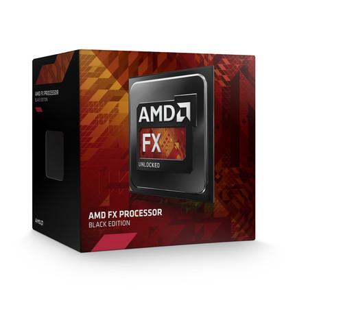 AMD FX processor box