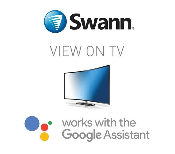 Swann launches voice integrations via Google Assistant for multi