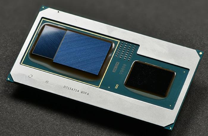 The new Intel core processors feature AMD's Radeon RX Vega M