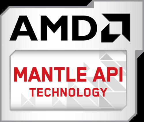 AMD Mantle logo
