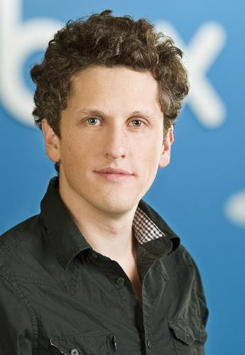 Aaron Levie is the co-founder and CEO of Box