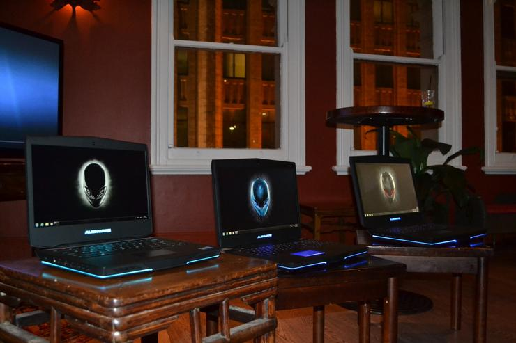 Alienware unveiled three new notebooks in its gaming PC portfolio at a launch event in Sydney.
