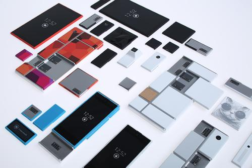 Early designs for Project Ara
