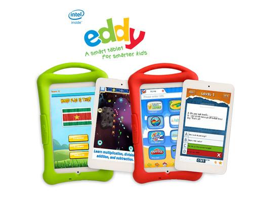 Intel teams with Indian education firm to launch a tablet for kids