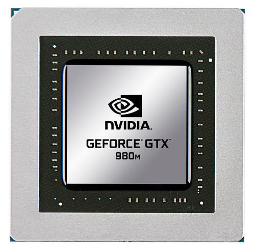 Nvidia GeForce GTX 980M GPU