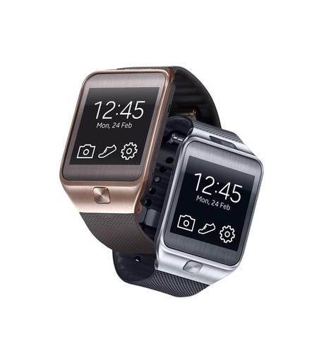 Samsung's Galaxy Gear 2 smartwatch
